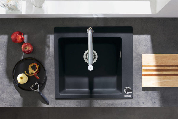 Splash style and comfort onto the most used kitchen fitting