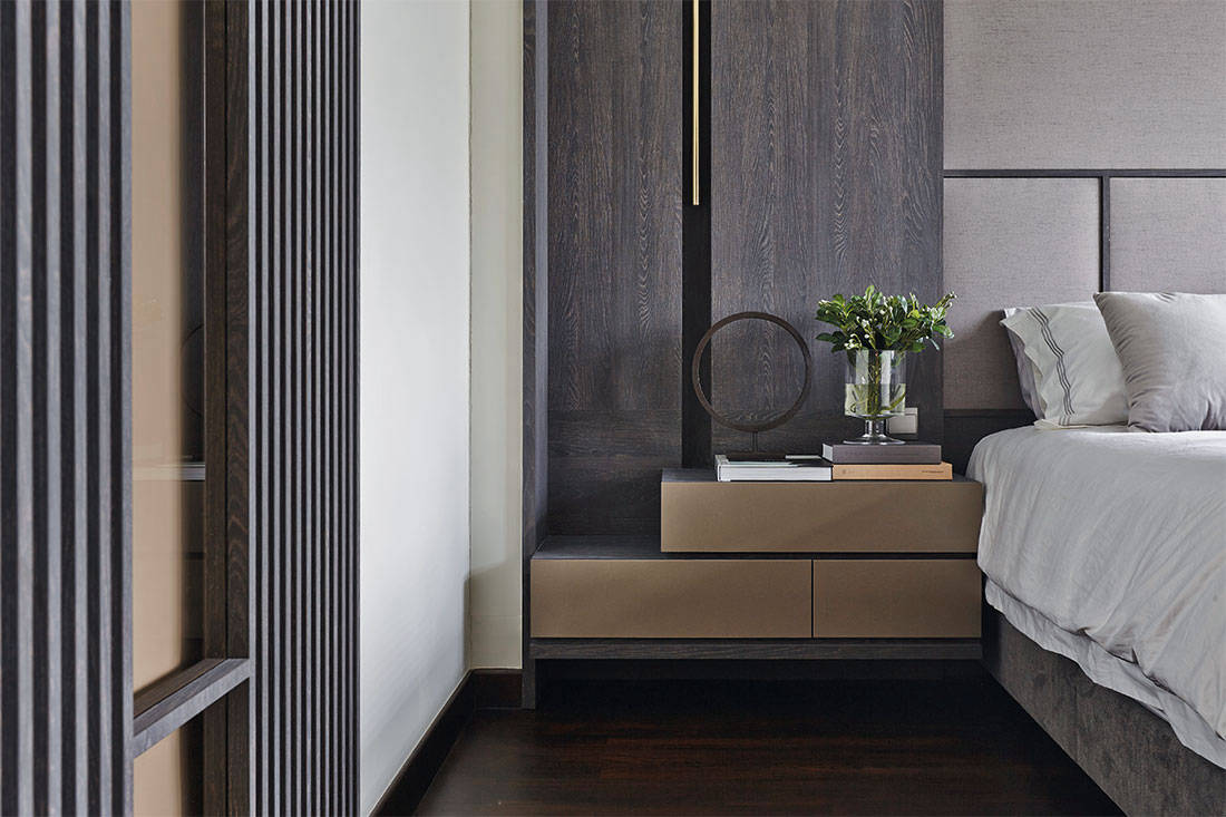 hdb flat inspired by hip designer hotels - design by Joey Khu ID