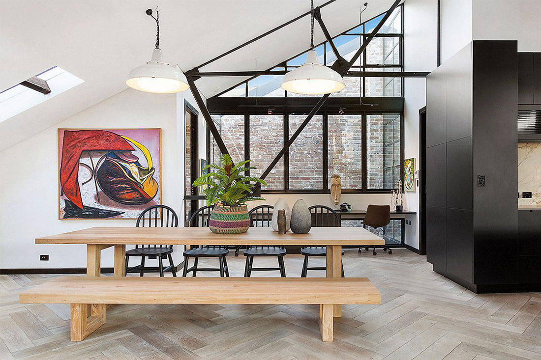 An Australian warehouse home with a rich past | Lookboxliving