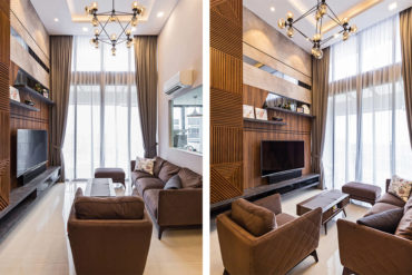 A mature condo that reflects sophistication
