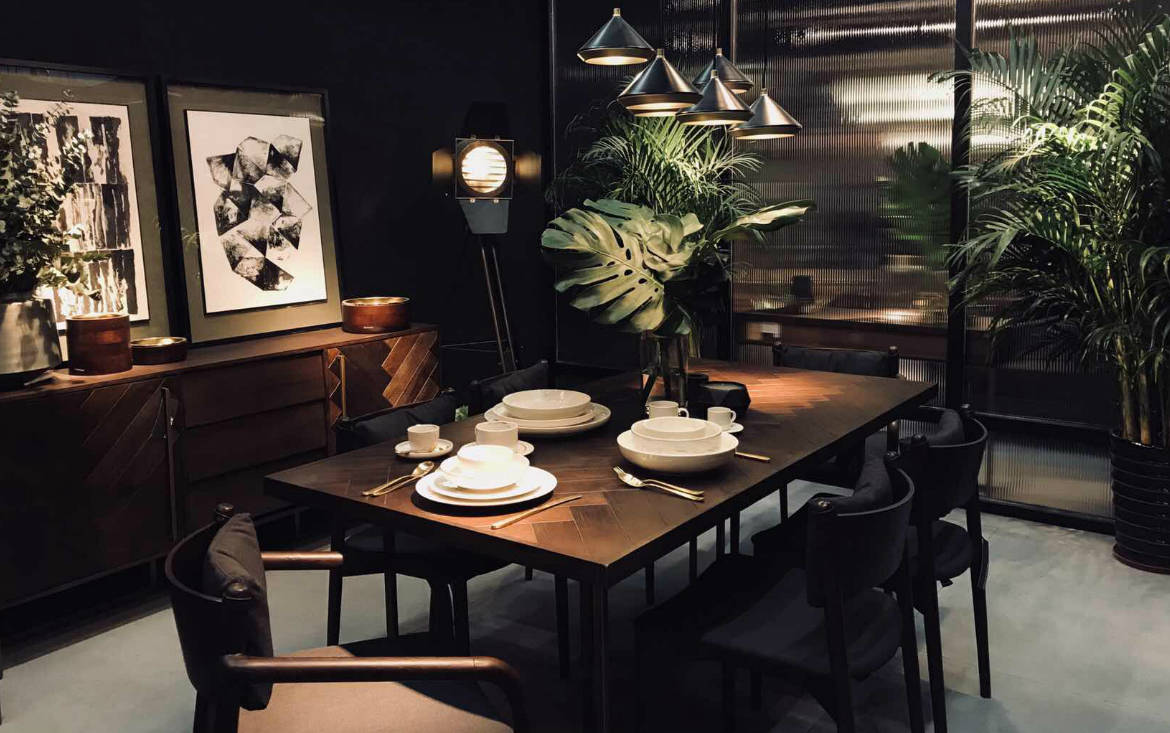 Bruno Furniture Dining Table Commune Lookboxliving Sg Collection
