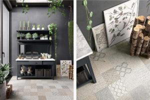 Hafary porcelain tile collection