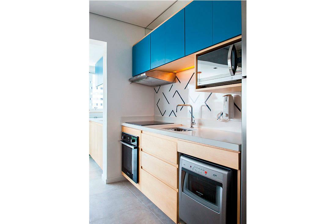 super-efficient studio apartment
