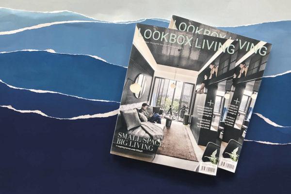 Lookbox Living magazine