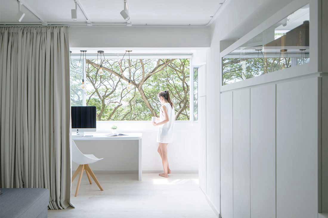3-room HDB flat