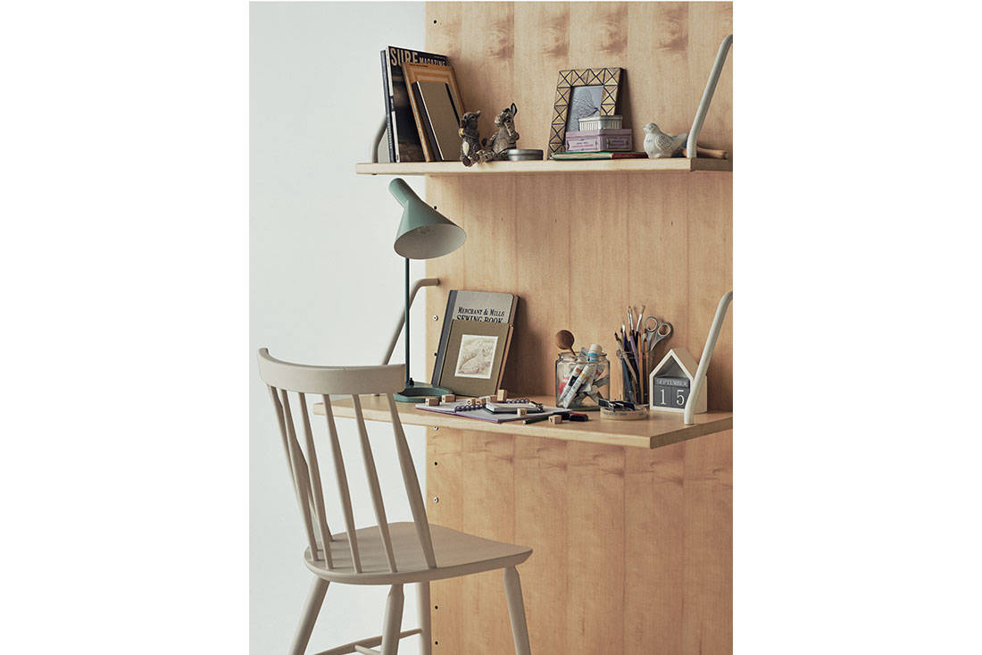 small apartment design kids room desk