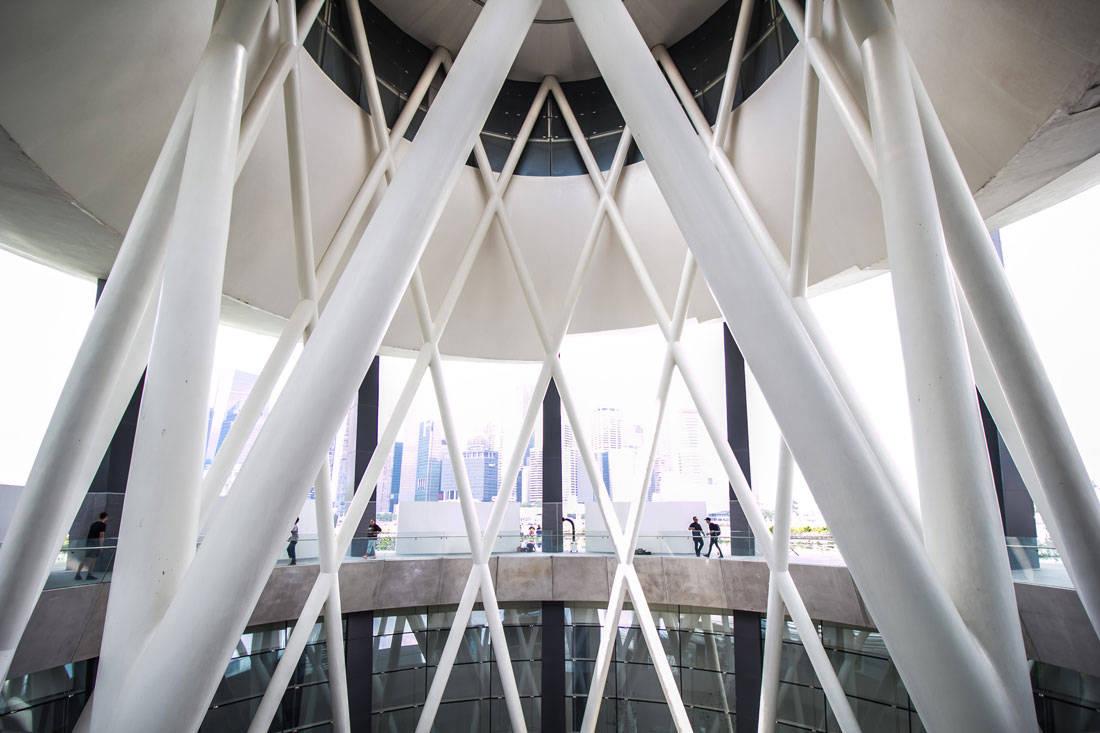 Archifest 2018 Architecture Adventure The Architecture of ArtScience Museum Tour