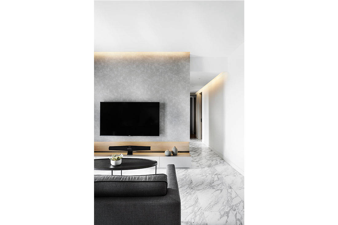 storage solutions Design Zage apartment living room