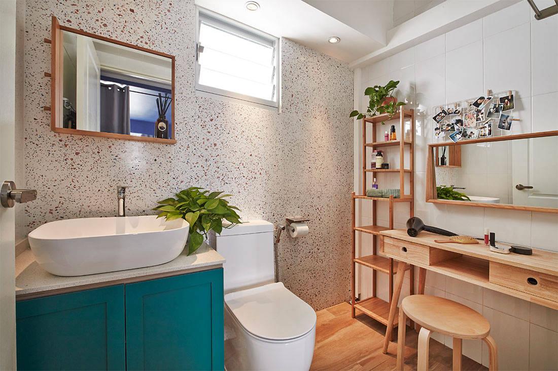 Bathroom Designs HDB Free Space Intent