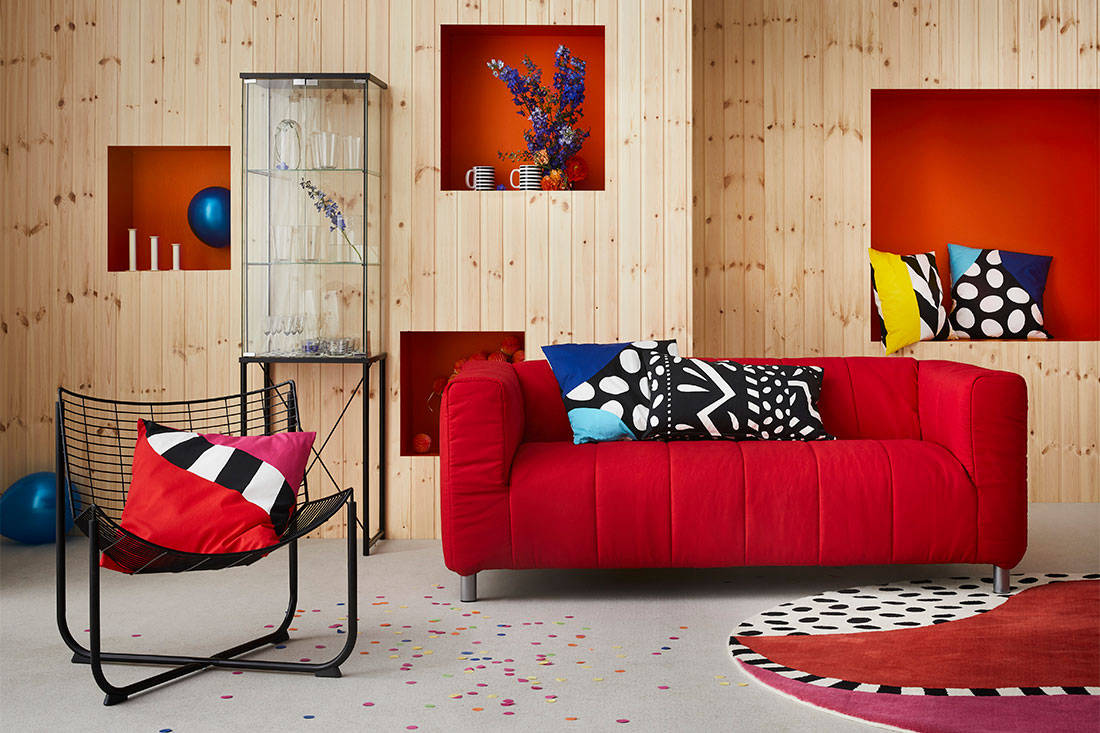 how the new 2019 ikea catalogue helps you organise your life. Black Bedroom Furniture Sets. Home Design Ideas
