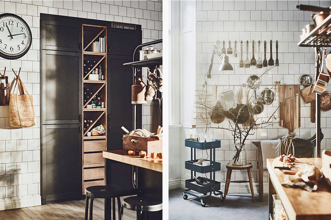 how the new 2019 ikea catalogue helps you organise your life