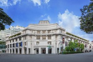 Kempinski hotel singapore - Exterior_CapitolKempinskiSg