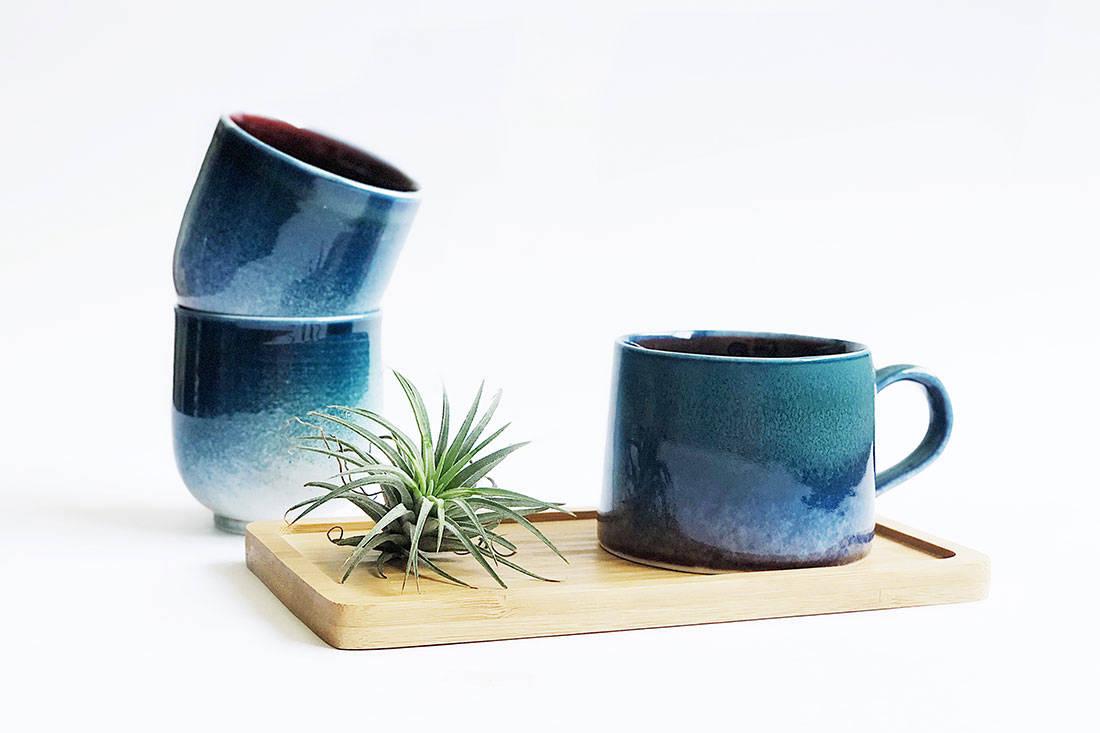 Tableware Oh Leaf Ceramicware Mugs