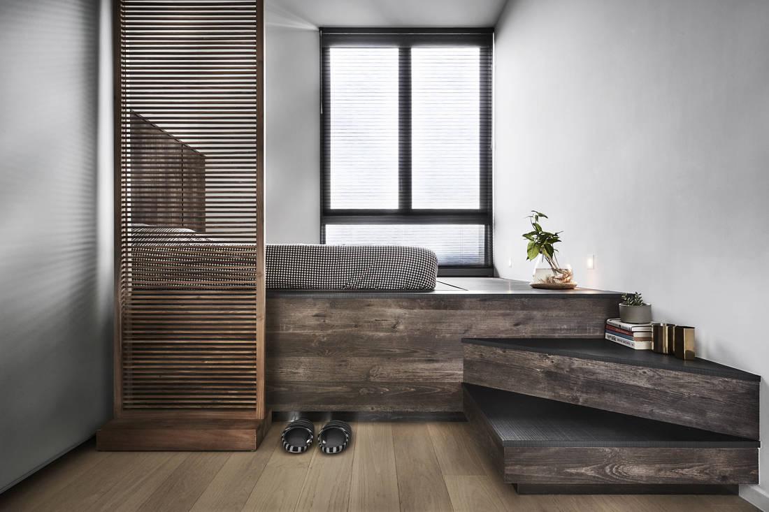 Third Avenue Studio The Panorama project bedroom design