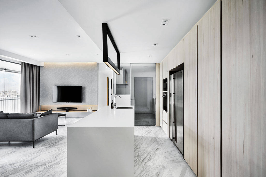 Storage Solutions Apartment Design Zage Kitchen