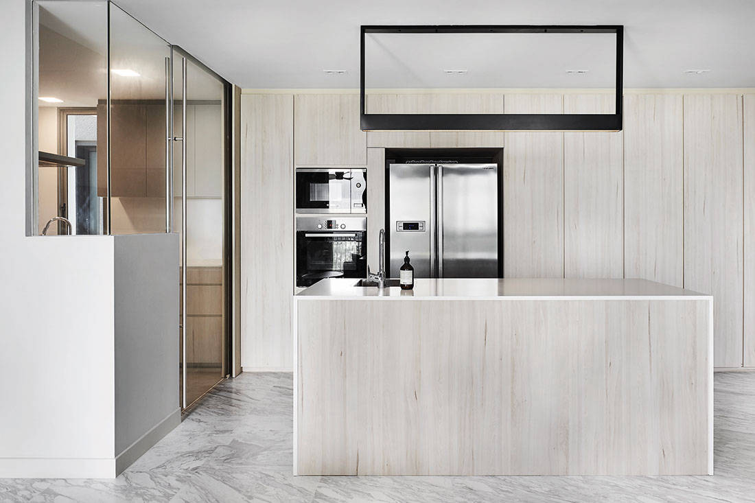 storage solutions Design Zage apartment