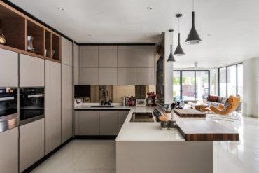5 non-tile kitchen backsplash ideas to love