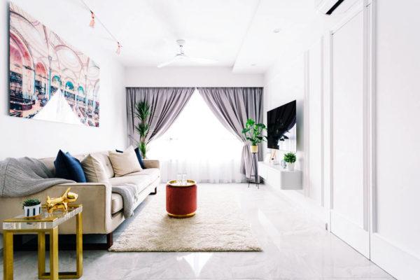 93B Telok Blangah HDB living room designed by D' Initial Concept.jpg