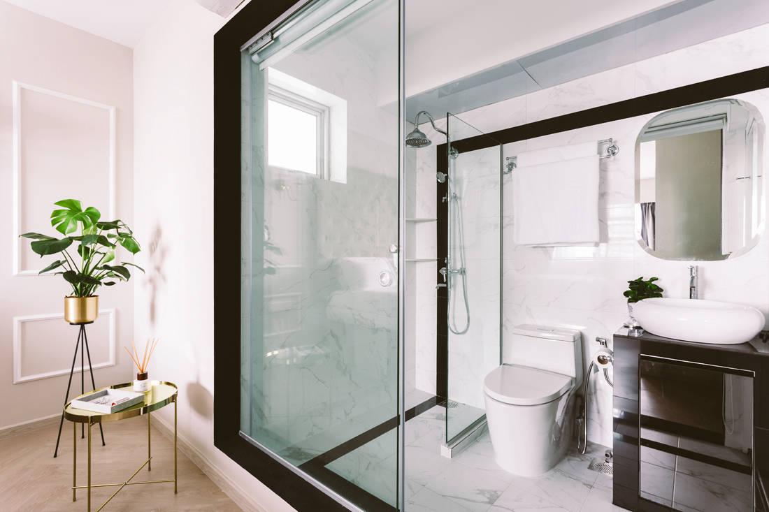 93B Telok Blangah HDB master bathroom designed by D' Initial Concept.jpg