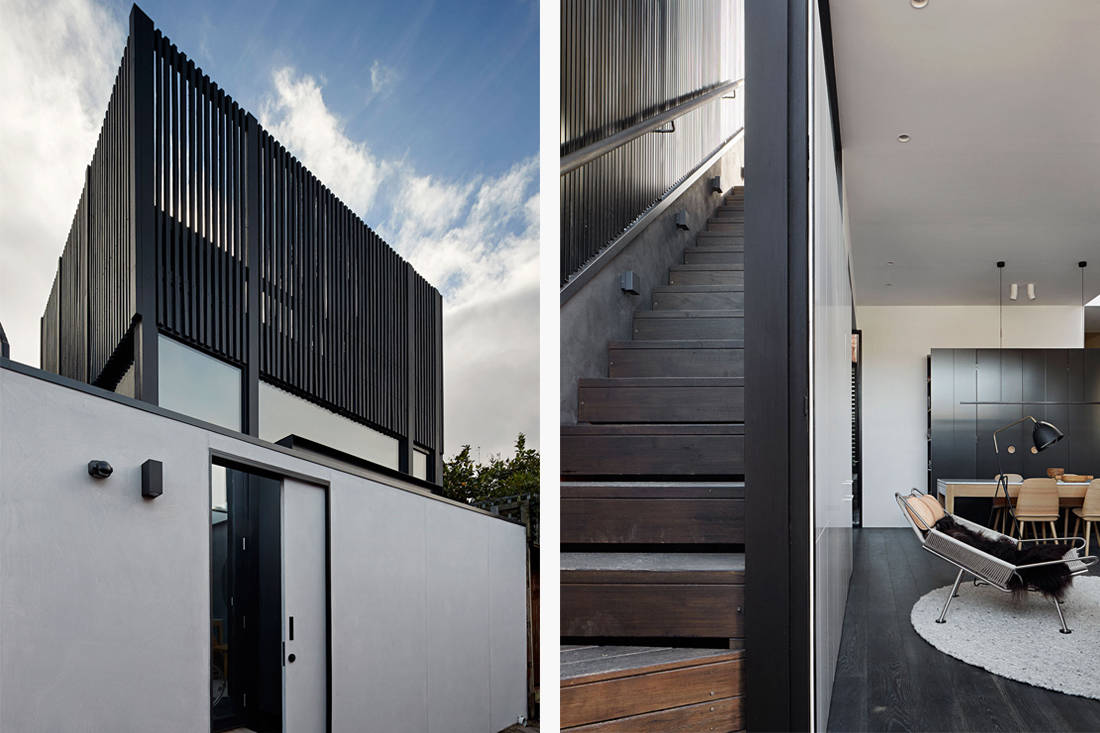 Albert Park House new rooftop addition to small footprint living Whiting Architects cc Shannon McGrath