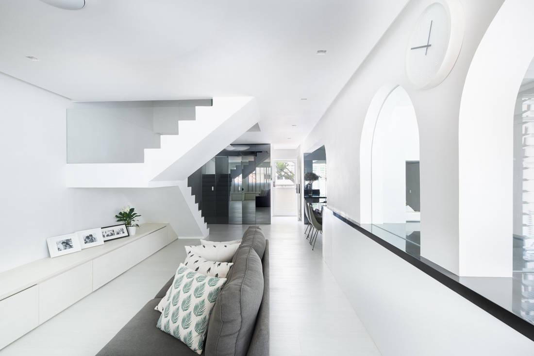 HDB flats ASOLIDPLAN Light living area