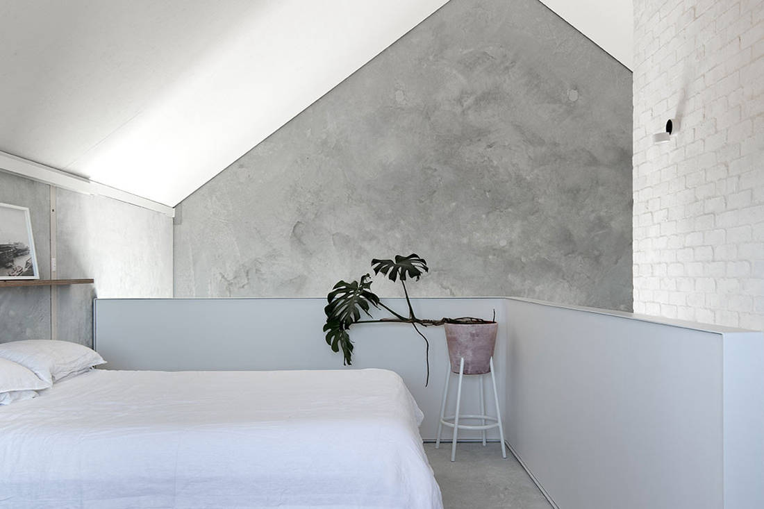 House A Whispering Smith sustainable bedroom cc Benjamin Hosking bedroom