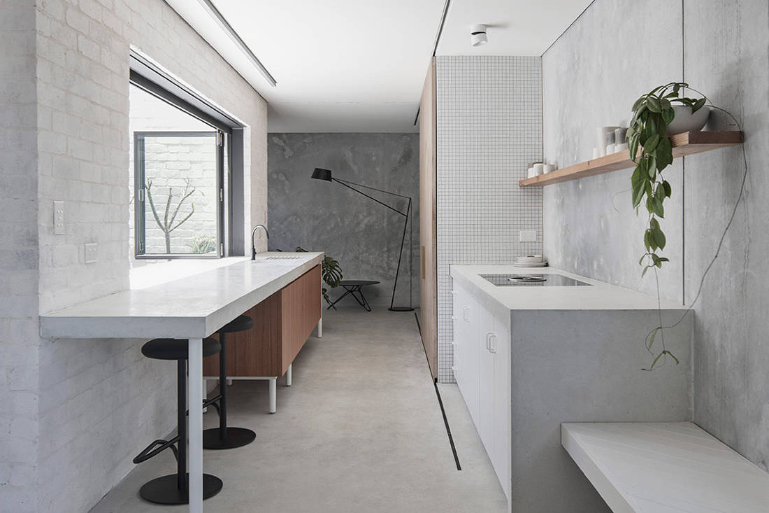 House A Whispering Smith sustainable kitchen cc Benjamin Hosking