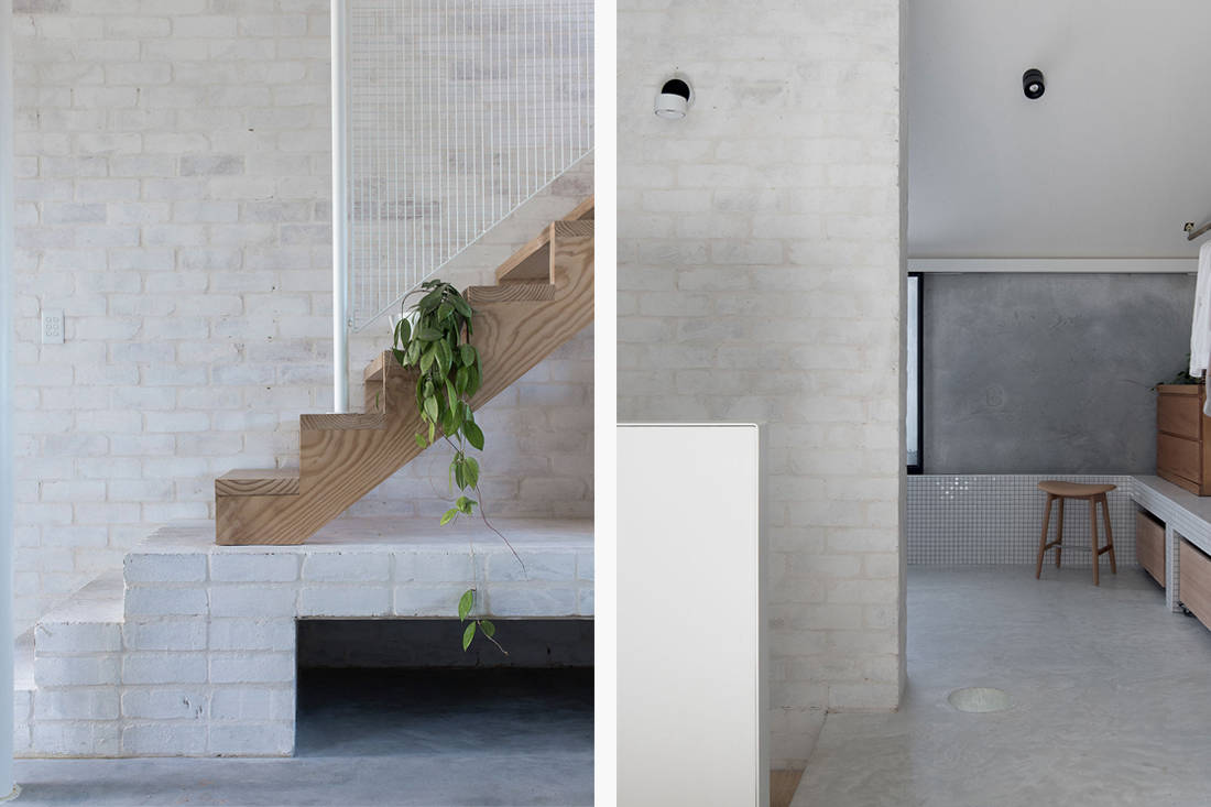 House A Whispering Smith sustainable staircase to bedroom cc Benjamin_Hosking