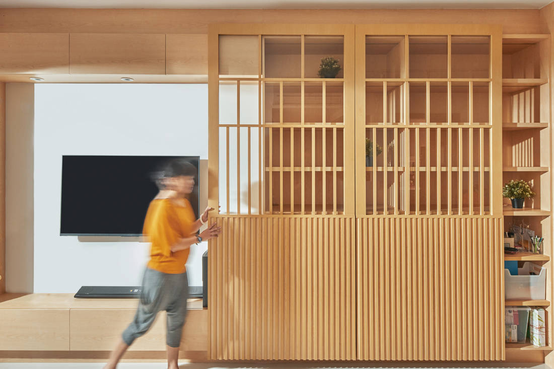 LBDA 2018 shortlist for Best Space for Retreat PROVOLK ARCHITECTS Onsen Apartment