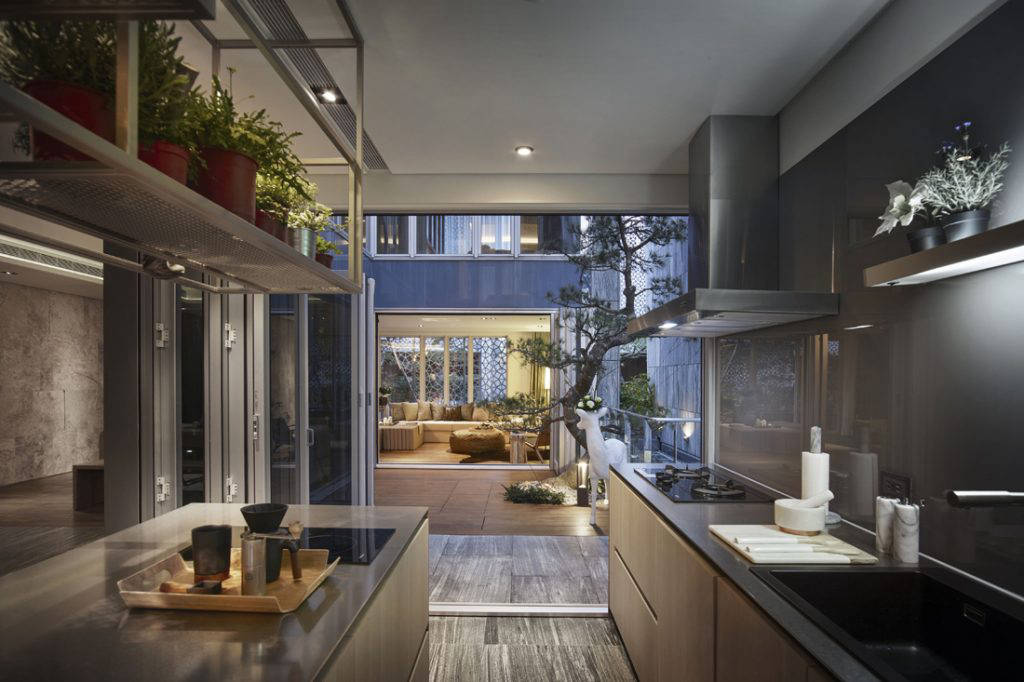 Multifunctional Spaces How How Living Project Lab Kitchen