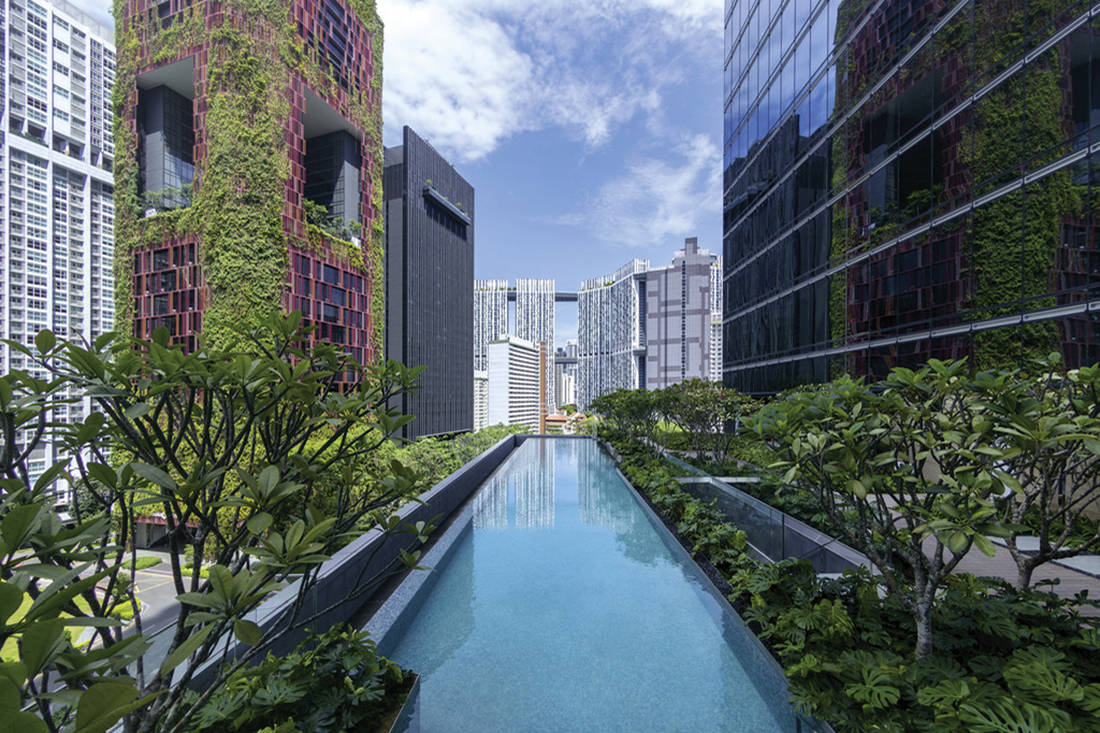 property trends Sofitel Singapore City Centre