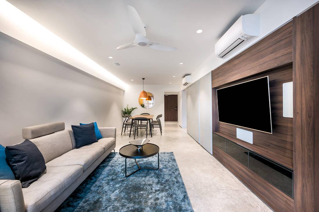 Artistroom Bishen St resale flat living room
