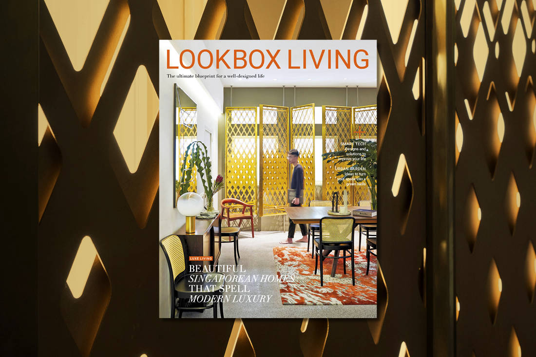 Lookbox Living Luxe issue