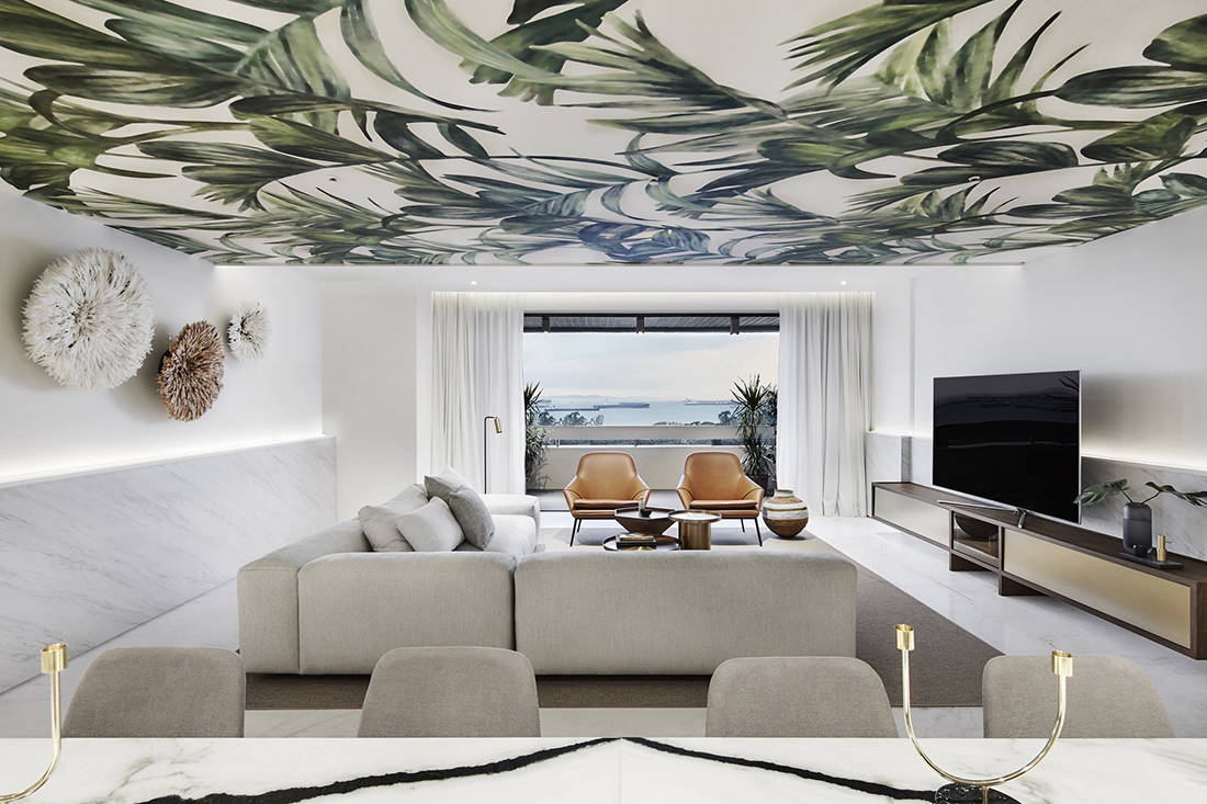 LBDA 2018 shortlist UPSTAIRS -THE SEAFRONT APARTMENT private sanctuary