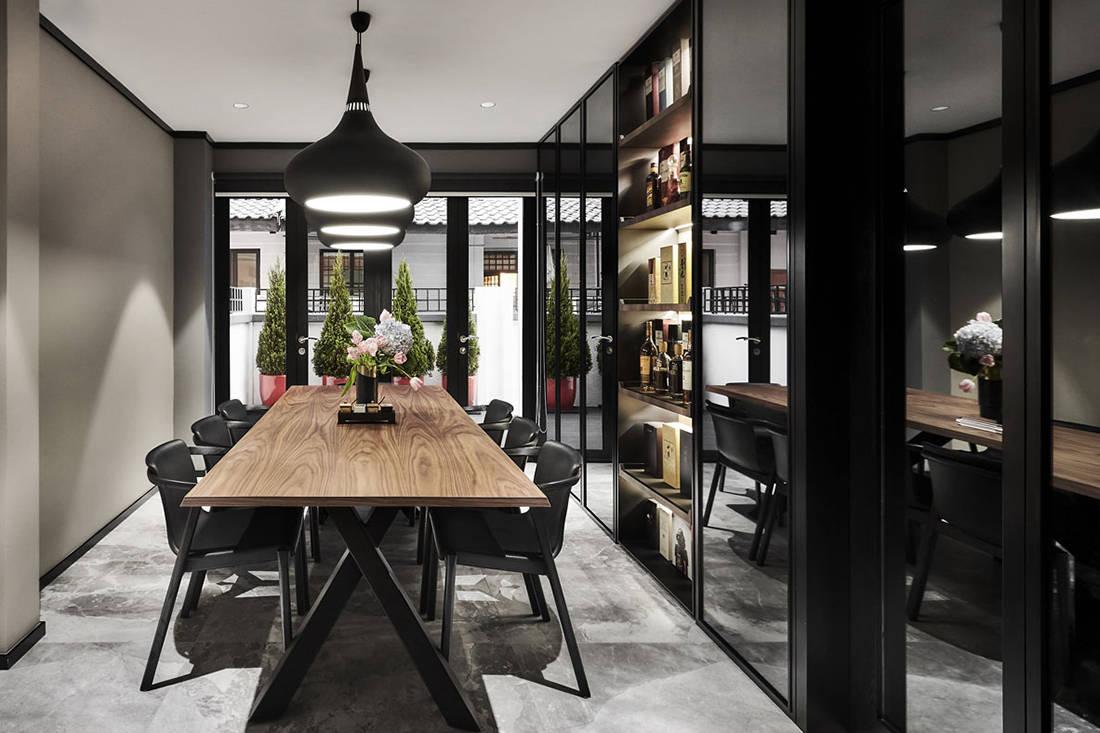 LBDA 2018 shortlist akiHAUS Design Studio Highgate Crescent entertaining space
