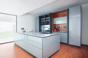 Alustil aluminium kitchen MOD Grandeur Cosmopolitan