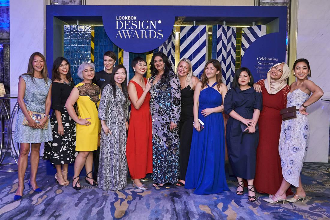 Indesign Media Asia Pacific team at LBDA 2018 Gala Night