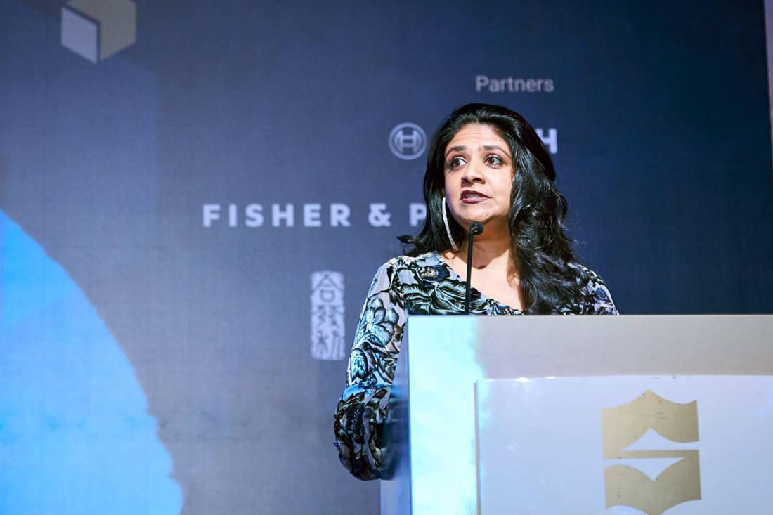 Kavita Nandan welcome address at LBDA 2018 Gala Night