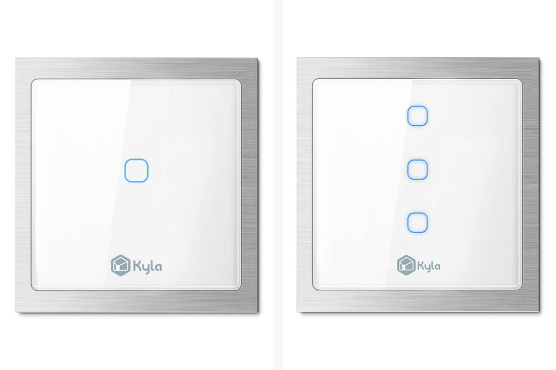 Kyla by Aztech smart switch - smart home devices