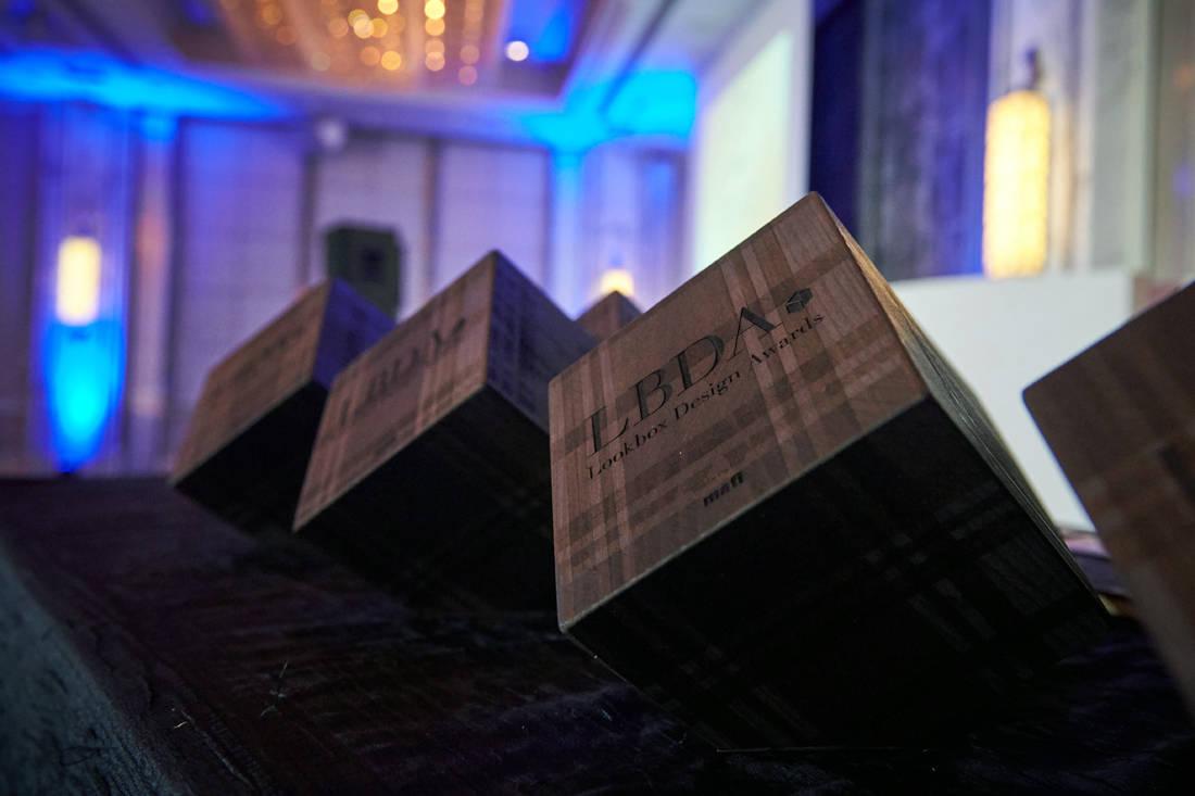 LBDA 2018 Gala Night trophies