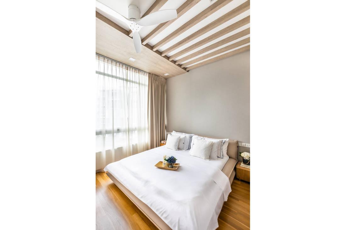 M Atelier Waterfront @ Faber Scandinavian master bedroom