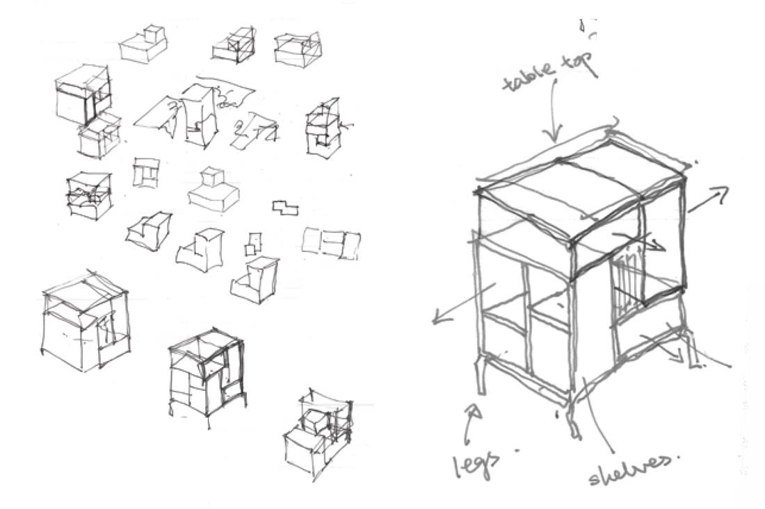 Montana x P5 Studio Freeplay - Provolk Architects design sketch