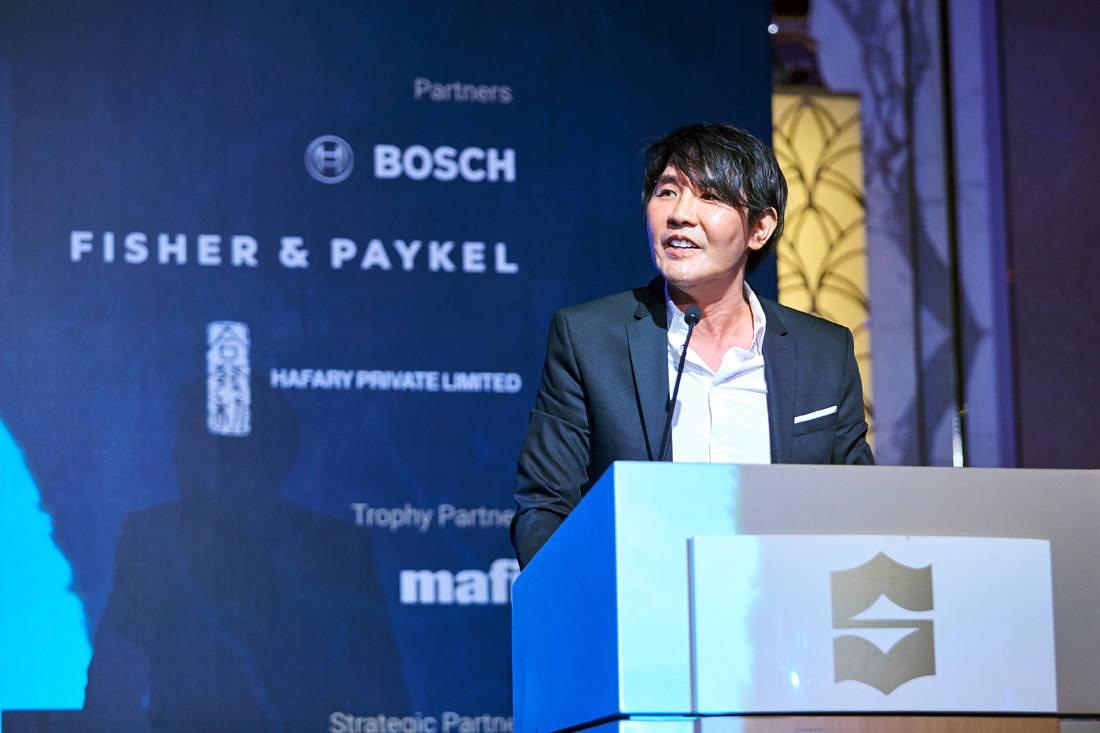 Peter Tay keynote speech at LBDA 2018 Gala Night