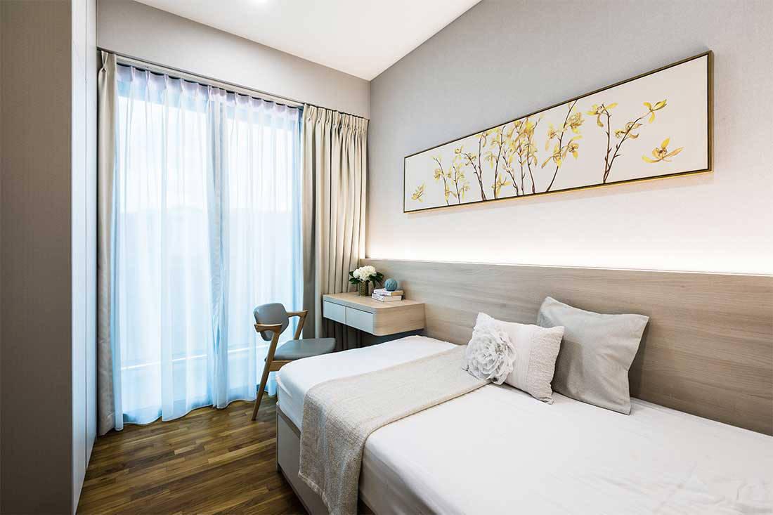 elegant condominium apartment