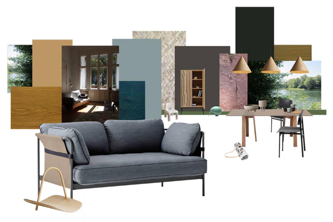 Ambiente 2019 design trends - Quiet surrounding