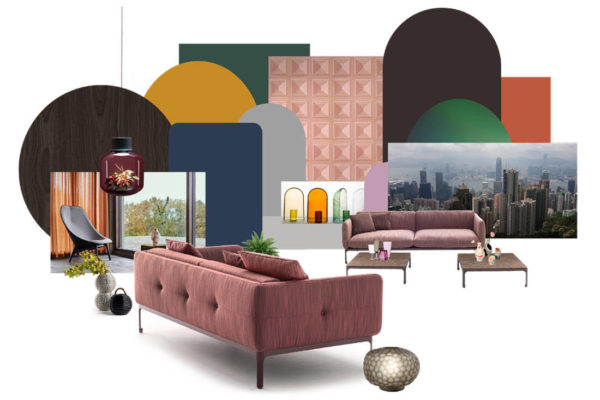 Ambiente 2019 design trends - Tasteful residence