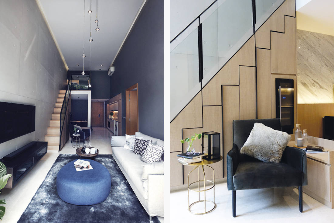 bachelor pad by Satobent Interior Design