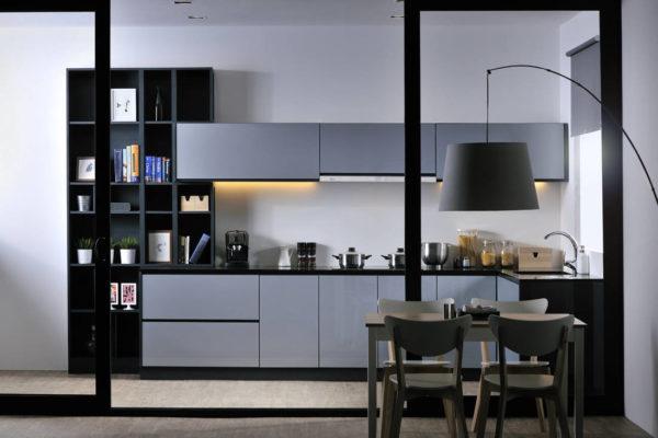 dream kitchen - Alustil aluminium Huracan system (2)
