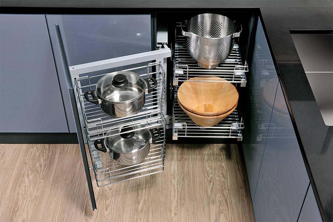 dream kitchen - Alustil aluminium Huracan system