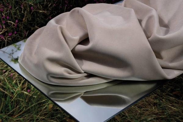 leather furniture - Dani Sustainable Leather Nabuk 3M from Romanez